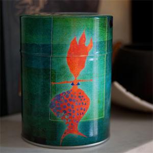 Boîte à thé Shiny Mermaid