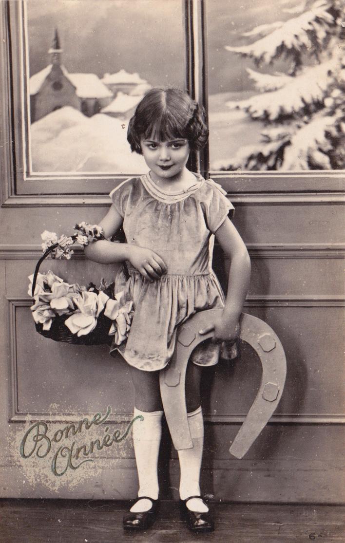 Tous mes voeux 1932