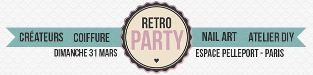Rétro Party, salon de créateurs vintages