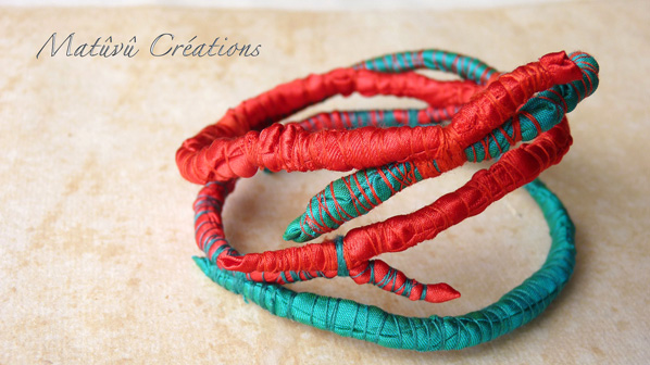 Matûvû Créations bracelet liane