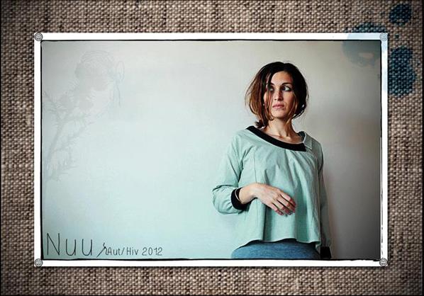 Nuu vêtements en textile biologique et recyclés
