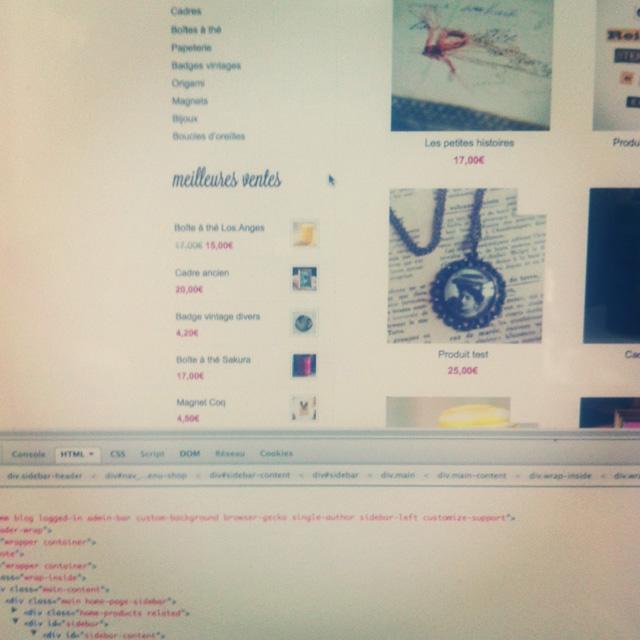 Preview de la nouvelle version du site Assuna sur Instagram
