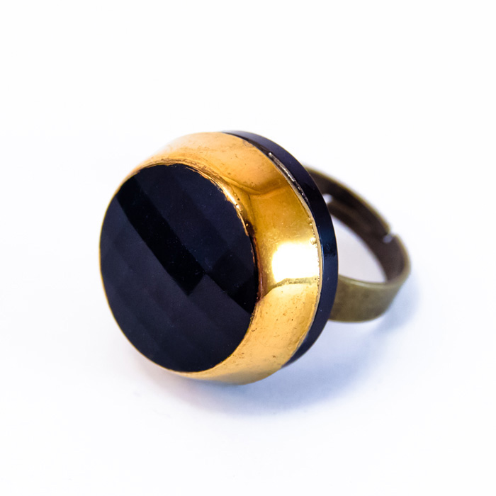 Button jet 1930 ring