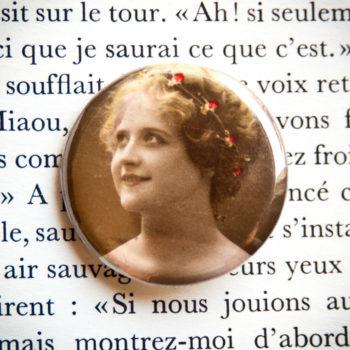 Badge vintage 14 Mai 1912