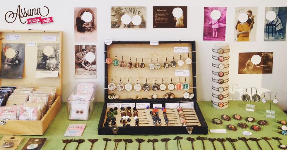 Assuna - Agenda des expositions de créateurs