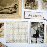 Magnets vintages Assuna Vintage Crafts