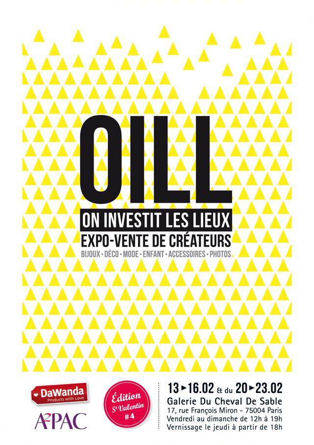 OILL #4 On Investit Les Lieux du 20 au 23 février