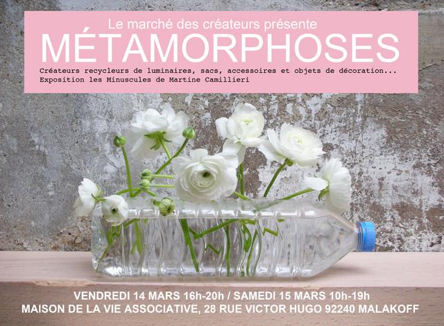 Exposition Les Métamorphoses