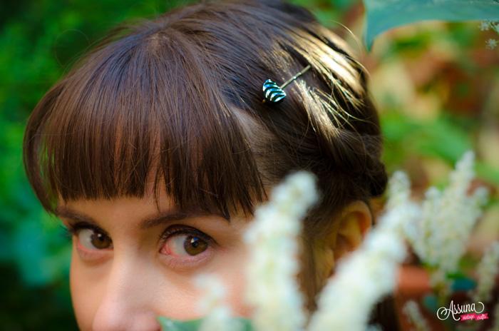 Simone hair pin