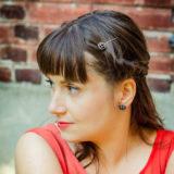 Assuna - Boucles d'oreilles et barrette Paulette argenté
