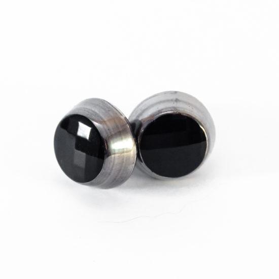 Assuna - Boucles d'oreilles Liliane argent
