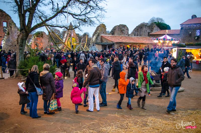 Assuna Marché de Noël Tiffauges 2015 26