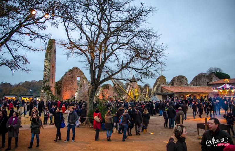 Assuna Marché de Noël Tiffauges 2015 27