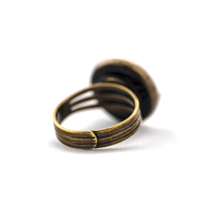 Golden Angèle small ring