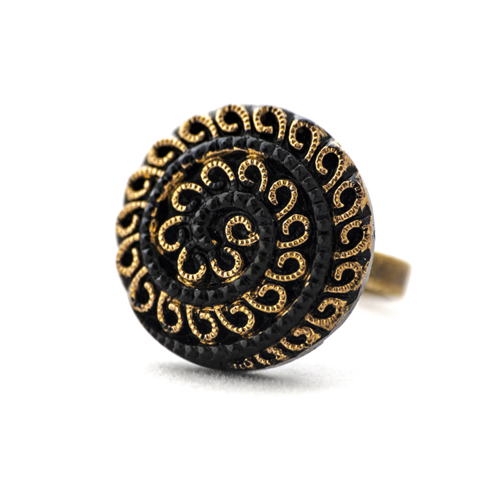 Golden Armance ring