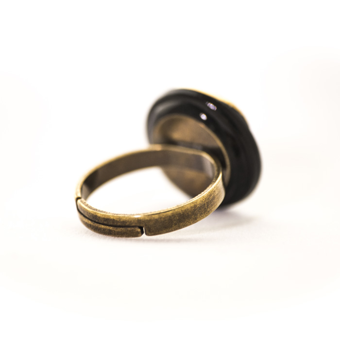 Golden Azeline ring
