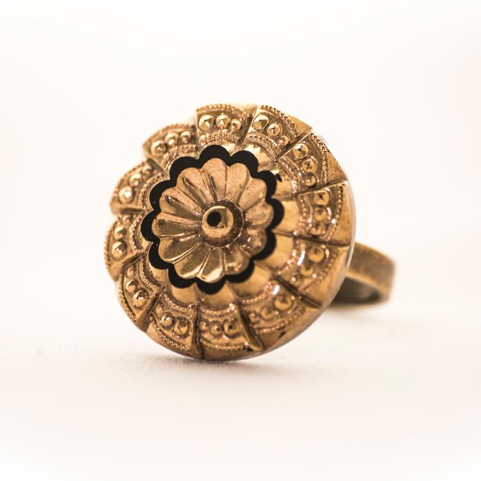 Golden Margot ring