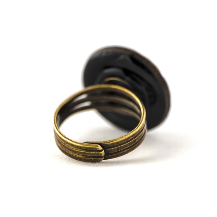 Golden Sybille ring