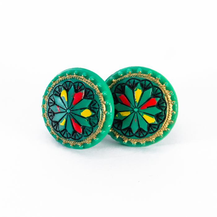 Suzanne studs earrings
