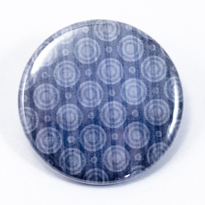 Badge Espace Temps 32mm