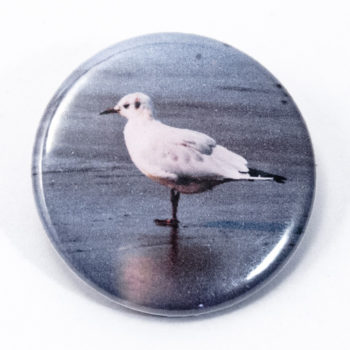 Badge Mouette