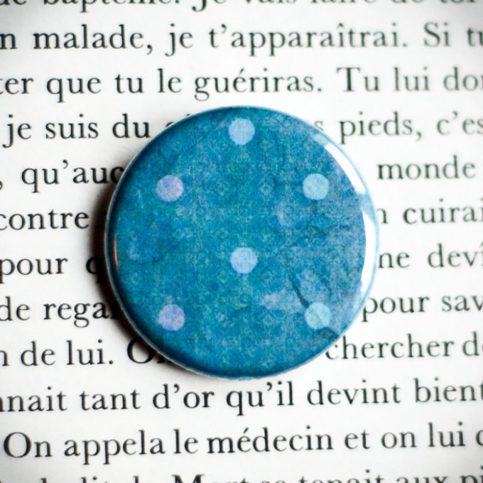 Badge Petit Matin