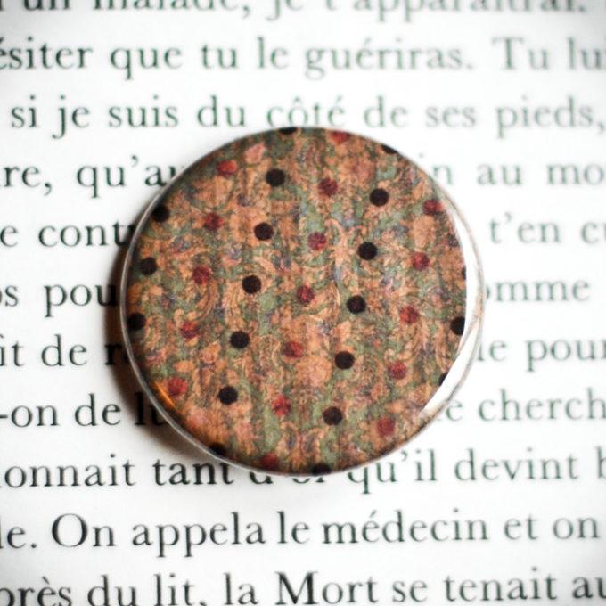 Badge Précieuse 1