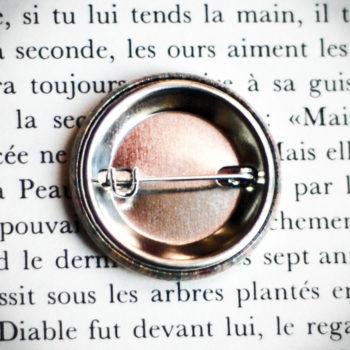 Badge Précieuse 2