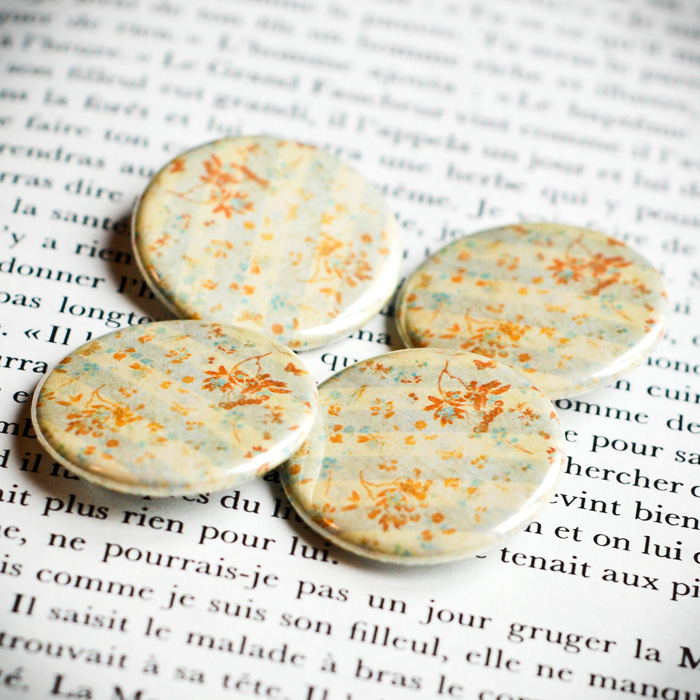 Badge Rayon d'Automne