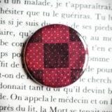 Badge Reine 1