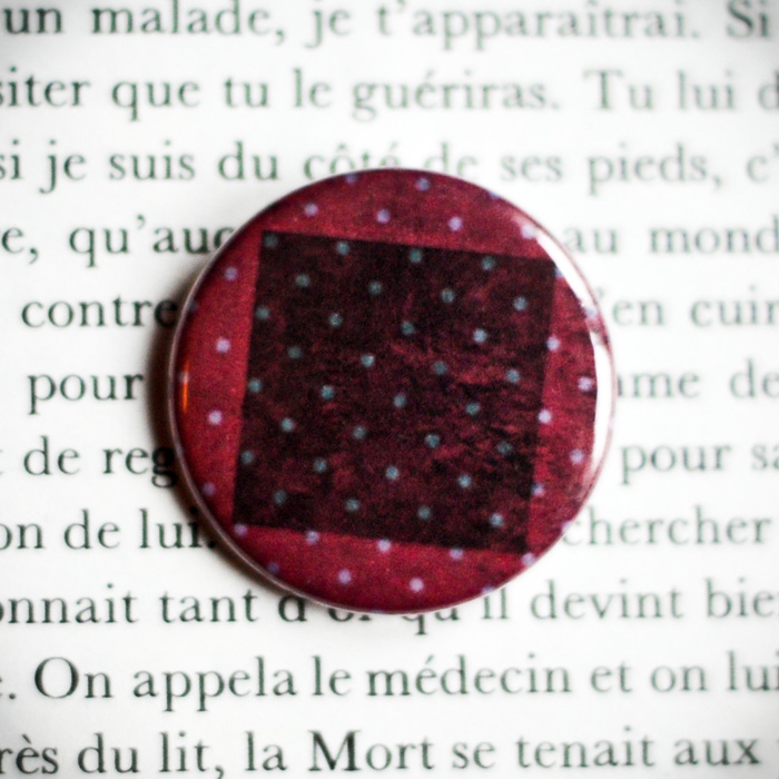 Badge Reine 2