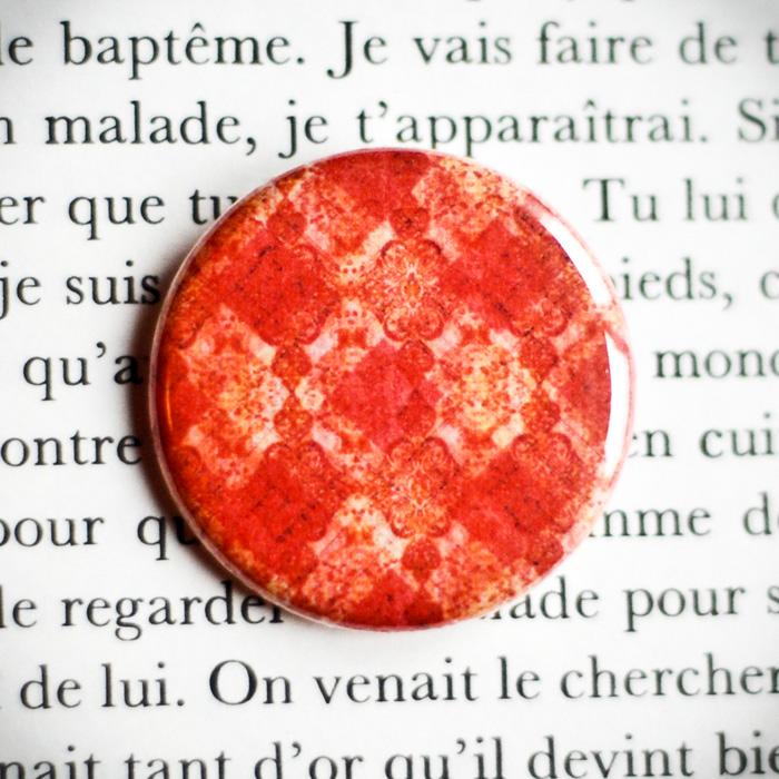Badge Roujalia