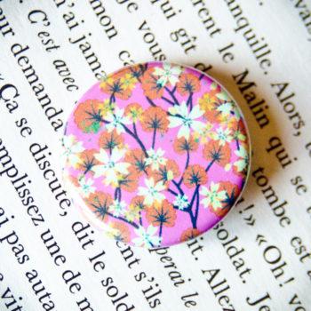 Badge Sakura Rose 2