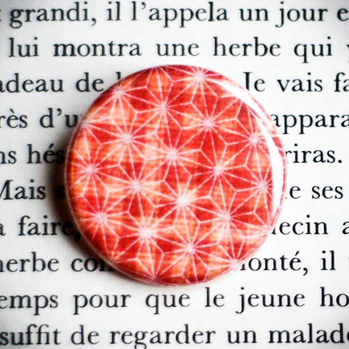 Badge Scintillante
