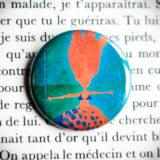 Badge Shiny Mermaid