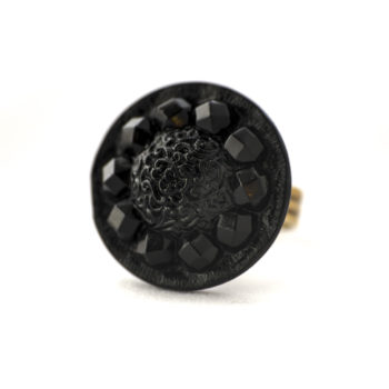Bague Sybille noire