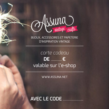 Carte cadeau Assuna 40€