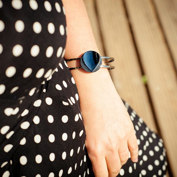 Assuna - Bracelet vintage Azeline - Look