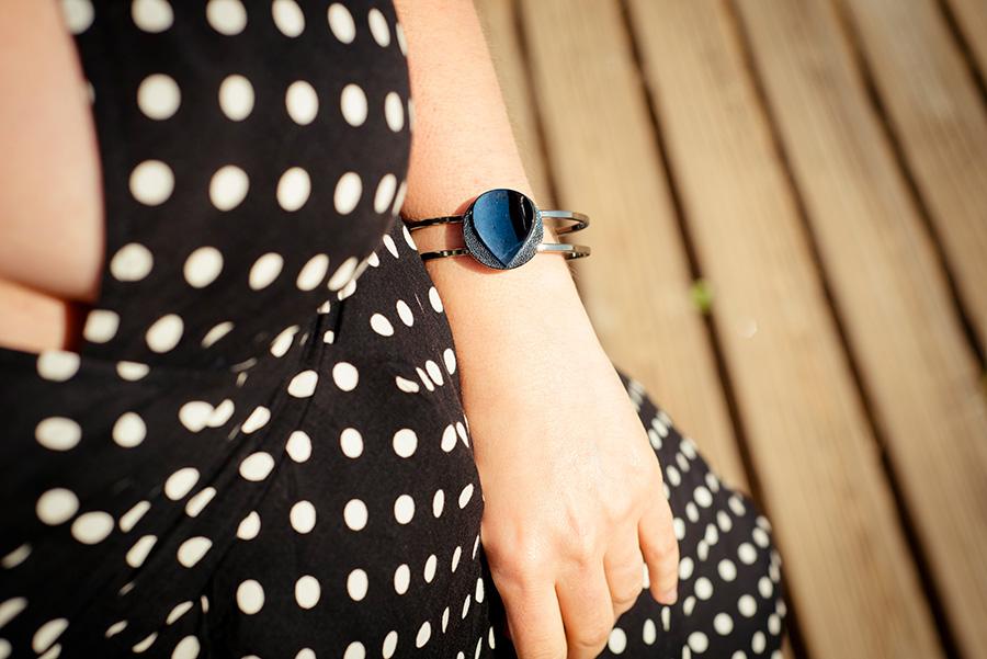 Assuna – Bracelet vintage Azeline – Look