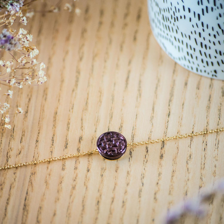 Bracelet simple chaîne Cécile