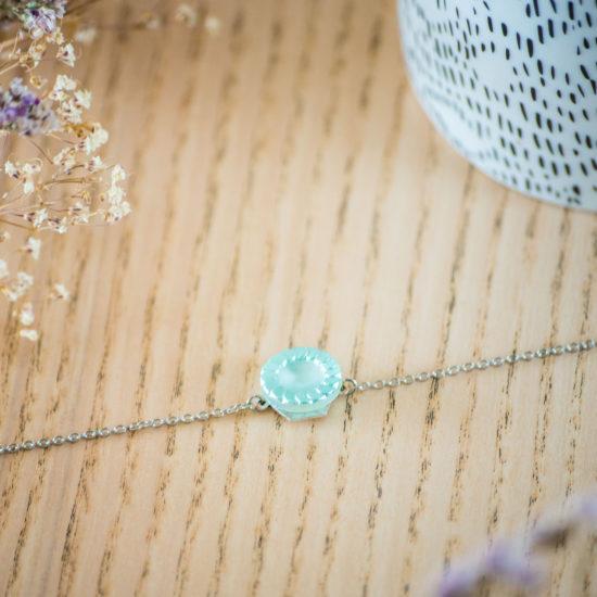 Assuna - Bracelet simple chaîne Jeanne - inspiration vintage