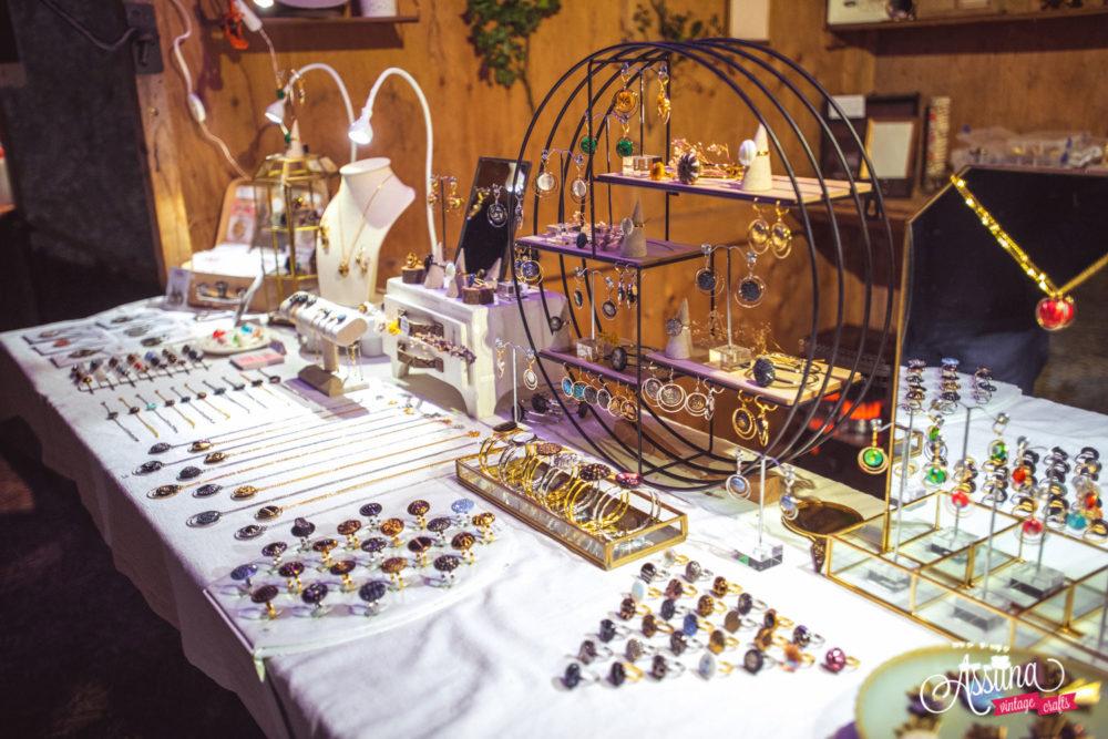 Assuna - Marché de Noël Tiffauges 2019